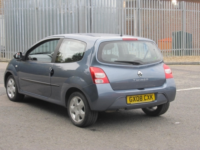 Used Renault Twingo  Blue 2008 Petrol for Sale in UK