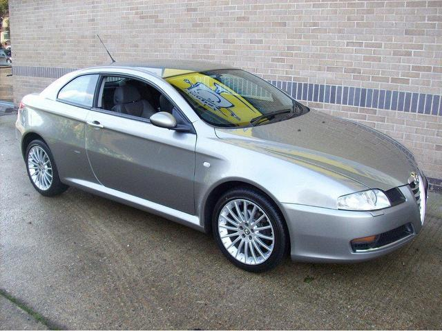 Used 2008 alfa romeo gt coupe grey edition 1 9 jtdm 16v diesel for sale in norwich uk autopazar - Alfa romeo coupe for sale ...