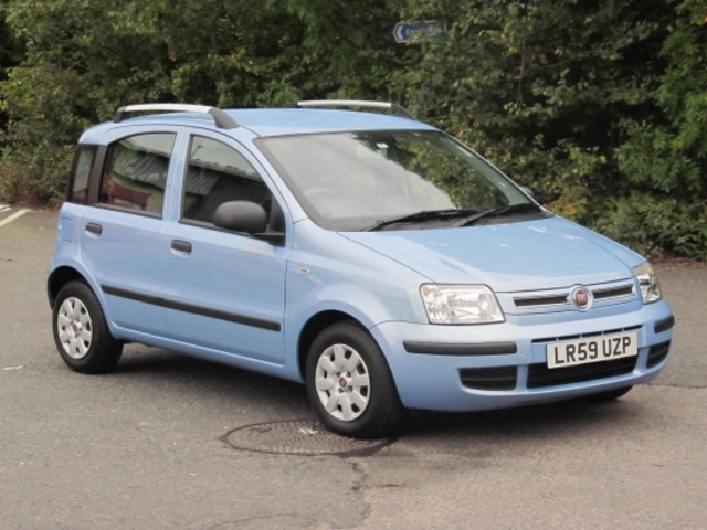 used 2009 fiat panda blue edition petrol for sale in epsom uk autopazar. Black Bedroom Furniture Sets. Home Design Ideas