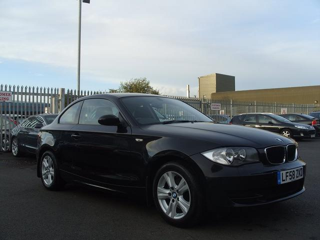Used 2008 Bmw 1 Series Coupe 120d Es 2dr Diesel For Sale In Fengate ...