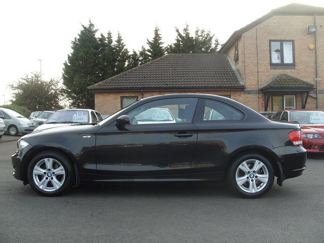 used 2008 bmw 1 series coupe 120d es 2dr diesel for sale in fengate uk autopazar. Black Bedroom Furniture Sets. Home Design Ideas