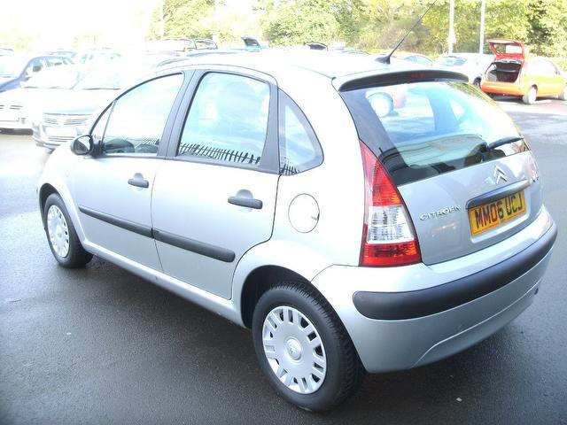 used citroen c3 2006 silver paint petrol l 5dr hatchback for sale in oswestry uk autopazar. Black Bedroom Furniture Sets. Home Design Ideas