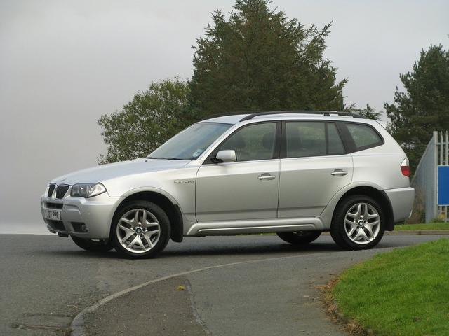 used bmw x3 2006 silver colour diesel m sport 5 door 4x4 for sale in turrif uk autopazar. Black Bedroom Furniture Sets. Home Design Ideas
