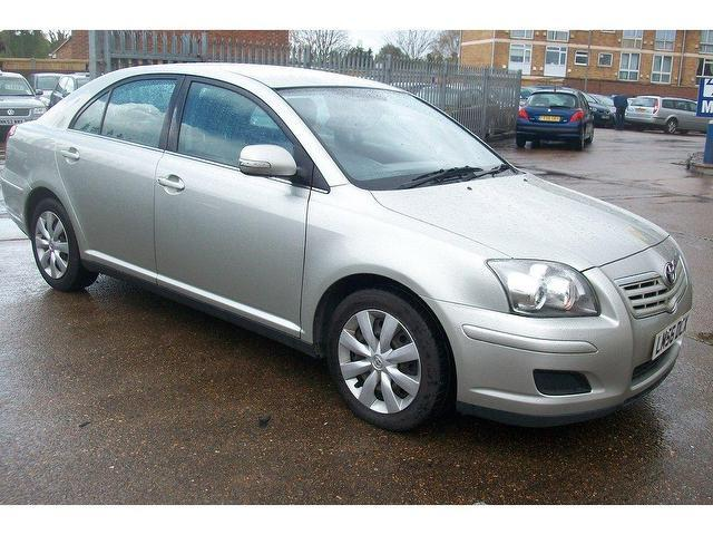 used 2007 toyota avensis hatchback 2 0 d 4d t2 5dr diesel for sale rh autopazar co uk toyota avensis 2007 manual pdf toyota avensis 2007 repair manual pdf