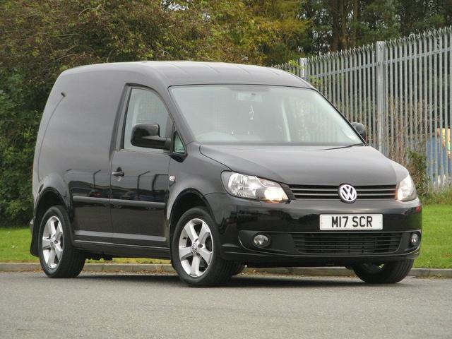 Used Volkswagen Caddy 2011 sel 1600 Cc 1.6tdi 102 - Black With ...