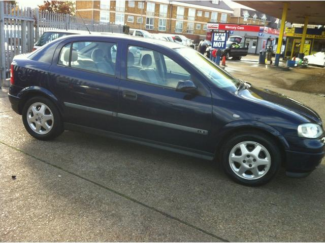 Vauxhall Astra In Kent Used Vauxhall For Sale Gumtreecom