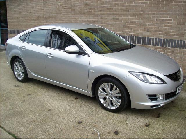 used mazda mazda6 2008 diesel ts2 4dr saloon silver edition for sale in norwich uk autopazar. Black Bedroom Furniture Sets. Home Design Ideas