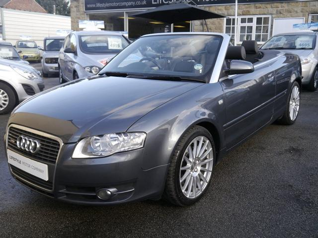used audi a4 2008 manual petrol fsi s line grey for sale uk autopazar. Black Bedroom Furniture Sets. Home Design Ideas