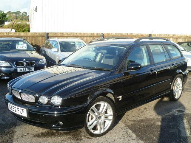 used 2006 jaguar x type estate sport 5dr euro diesel. Black Bedroom Furniture Sets. Home Design Ideas