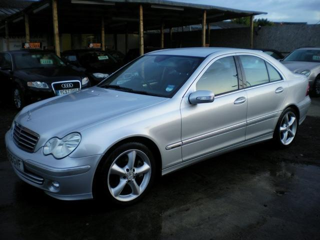 Used mercedes benz 2007 diesel class c220 cdi avantgarde for Mercedes benz c220 cdi for sale