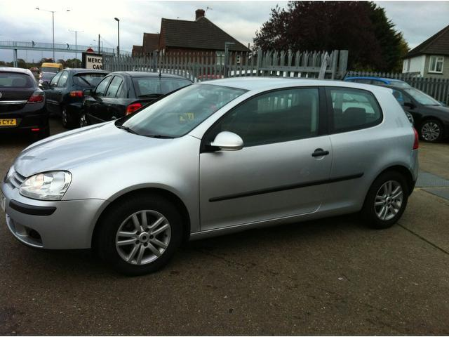 Used Volkswagen Golf 2006 Silver Paint Petrol 1.4 S 3dr Hatchback For Sale In Ashford Uk - Autopazar