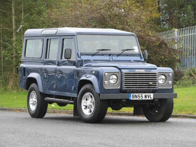 used land rover defender 2005 blue colour diesel 110 td5 xs 4x4 for sale in turrif uk autopazar. Black Bedroom Furniture Sets. Home Design Ideas