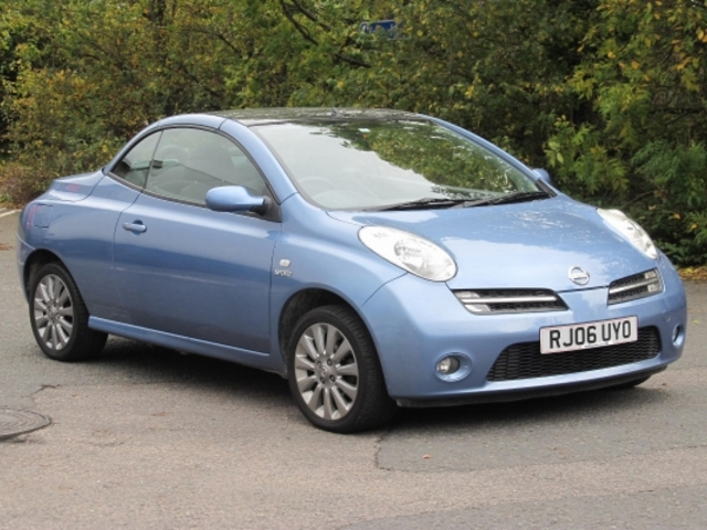 used nissan micra 2006 petrol c c blue edition for sale in epsom uk autopazar. Black Bedroom Furniture Sets. Home Design Ideas