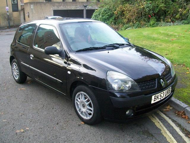used renault clio for sale in city uk autopazar rh autopazar co uk renault clio 2003 manual pdf download renault clio 2003 haynes manual pdf