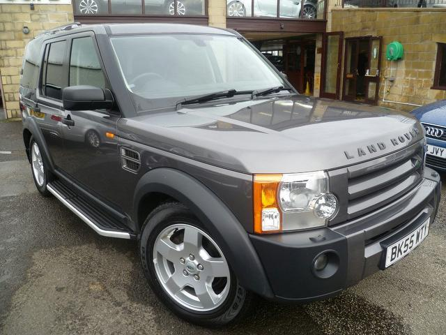 used land rover discovery 2005 grey colour diesel 2 7 td v6 4x4 for sale in penzance uk autopazar. Black Bedroom Furniture Sets. Home Design Ideas