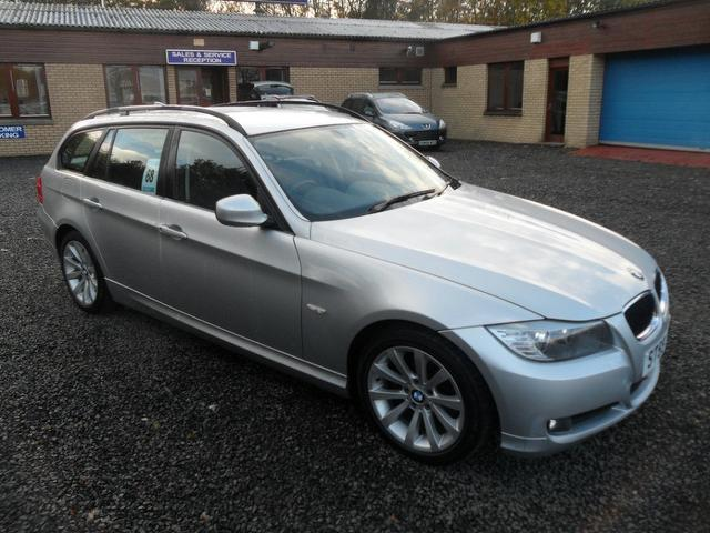 used bmw 3 series 2009 manual diesel 320d se business silver for sale uk autopazar. Black Bedroom Furniture Sets. Home Design Ideas