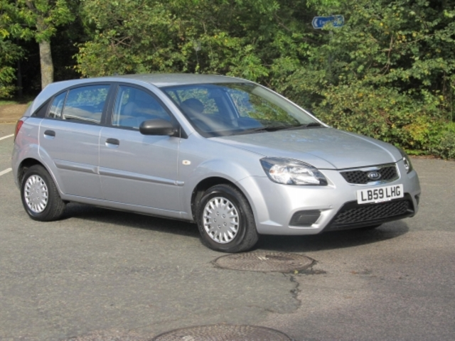 Rio Kia For Sale Used Kia Rio 2009 Manual Unleaded Silver