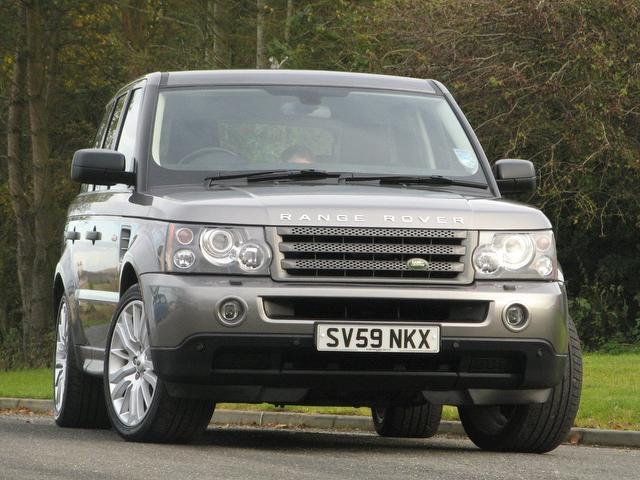 used land rover range 2009 model sport 2 7 diesel 4x4 grey for sale in turrif uk autopazar. Black Bedroom Furniture Sets. Home Design Ideas