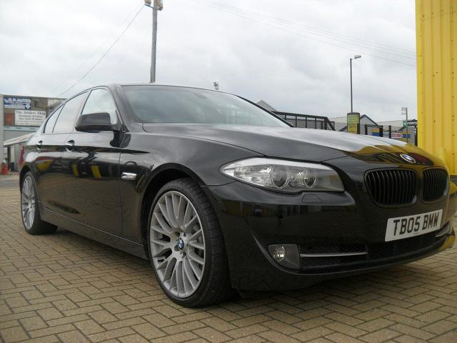 used bmw 5 series 2010 model 525d se 4dr diesel saloon. Black Bedroom Furniture Sets. Home Design Ideas