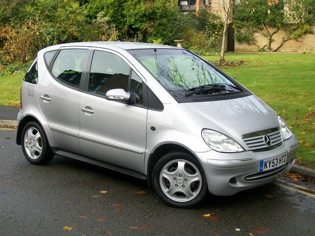 Used 2003 Mercedes Benz Hatchback Class A160 Avantgarde