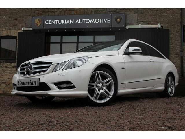 Used white mercedes benz 2012 diesel class e250 cdi for Used mercedes benz e350 coupe