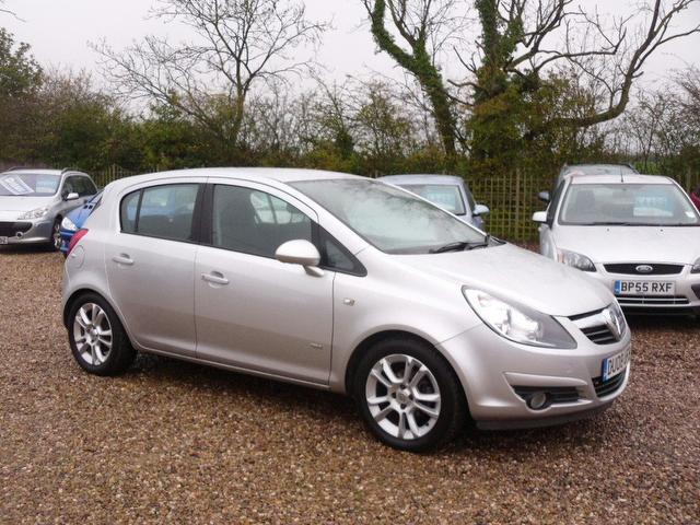 used vauxhall corsa 2008 manual petrol 16v sxi air silver for sale uk autopazar. Black Bedroom Furniture Sets. Home Design Ideas