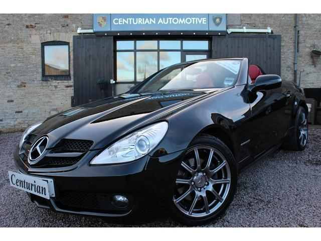 Used 2008 mercedes benz convertible black edition 200k 2dr for Used convertible mercedes benz for sale