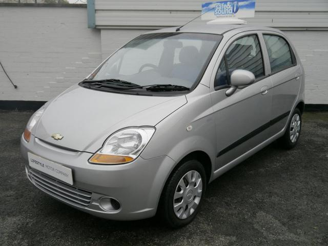 Used Chevrolet Matiz 2008 Manual Petrol 1 0 Se 5 Door