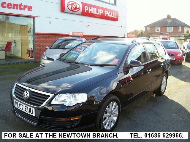 used volkswagen passat 2007 manual diesel 2 0 s tdi 5 door black for rh autopazar co uk owner manual passat 2007 manual passat b6 2007