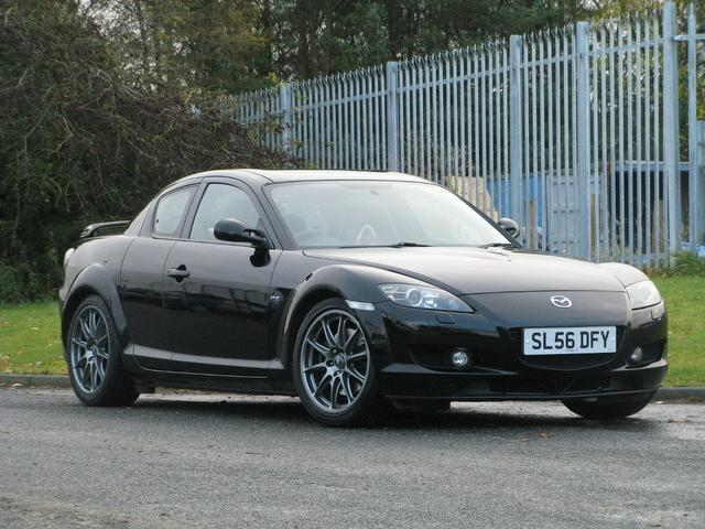 Used 2006 Mazda Rx8 Coupe Pz 4dr 1 3 Petrol For Sale In