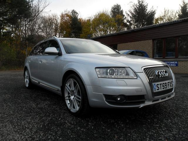 used audi allroad 2009 silver colour diesel 3 0 tdi quattro 5 door estate for sale in. Black Bedroom Furniture Sets. Home Design Ideas