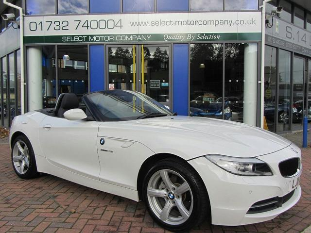 Used 2011 Bmw Z4 Convertible 23i Sdrive 2dr Roadster Petrol For Sale In Sevenoaks Uk Autopazar