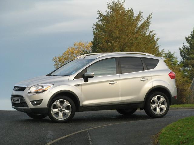 used ford kuga 2009 manual diesel 2 0 tdci titanium 5 door. Black Bedroom Furniture Sets. Home Design Ideas
