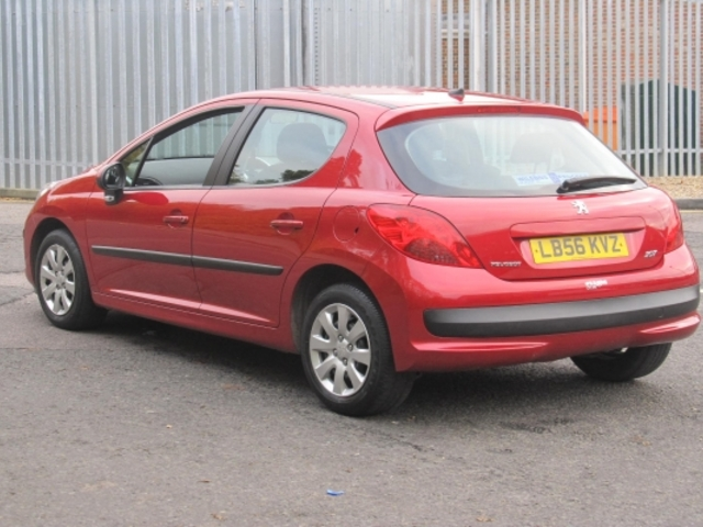 Used Peugeot 207  Red 2006 Petrol for Sale in UK