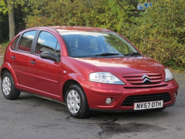 used citroen c3 2008 unleaded red edition for sale in epsom uk autopazar. Black Bedroom Furniture Sets. Home Design Ideas