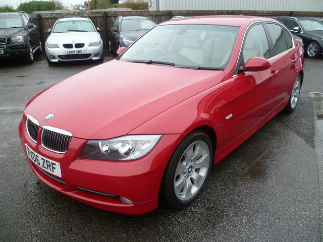 used 2007 bmw 3 series saloon 330d se 4dr diesel for sale in penzance uk autopazar. Black Bedroom Furniture Sets. Home Design Ideas
