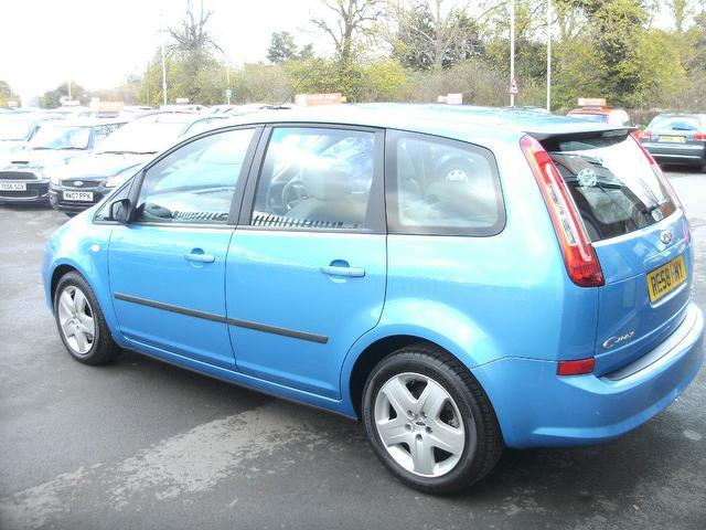 used ford c max 2008 diesel style 5dr estate blue with for sale autopazar. Black Bedroom Furniture Sets. Home Design Ideas