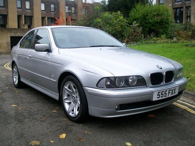 used silver bmw 5 series 2003 diesel 525d se 4dr saloon in great condition for sale autopazar. Black Bedroom Furniture Sets. Home Design Ideas