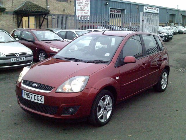 used ford fiesta for sale in hatchback uk autopazar. Black Bedroom Furniture Sets. Home Design Ideas
