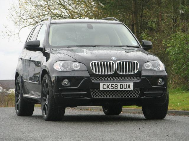 used bmw x5 2008 diesel se 5dr auto 4x4 black edition for sale in turrif uk autopazar. Black Bedroom Furniture Sets. Home Design Ideas