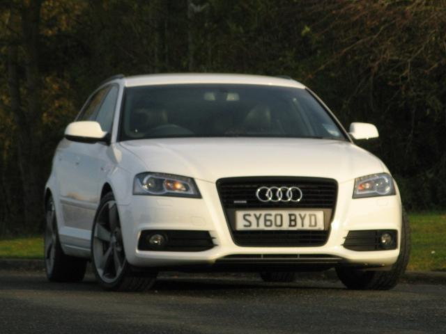 Used Audi A3 2011 White Hatchback Diesel Manual for Sale