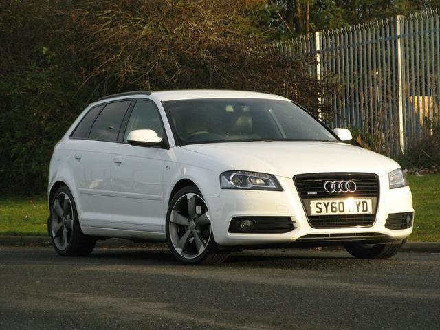 used audi a3 2011 model 2 0 tdi 170 quattro diesel hatchback white for sale in turrif uk autopazar. Black Bedroom Furniture Sets. Home Design Ideas