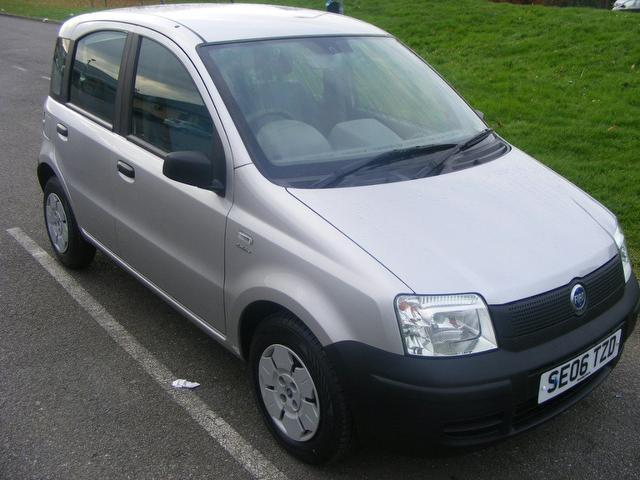 used fiat panda 2006 manual petrol 1 1 active 5 doorservice history grey for sale uk autopazar. Black Bedroom Furniture Sets. Home Design Ideas