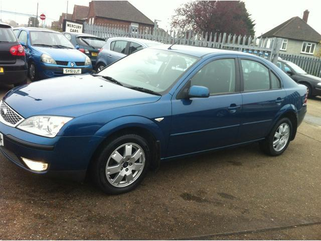 Ford mondeo diesel for sale uk for Ford used motors for sale