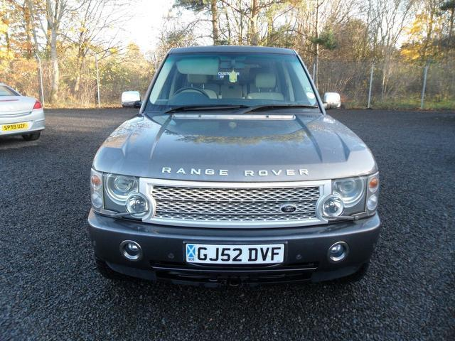 used land rover range 2002 diesel 3 0 td6 4x4 grey edition for sale in inveralmond place uk. Black Bedroom Furniture Sets. Home Design Ideas