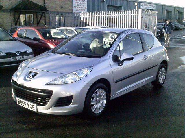 used peugeot 207 2010 manual diesel 1 4 hdi s 3 door silver for sale uk autopazar. Black Bedroom Furniture Sets. Home Design Ideas