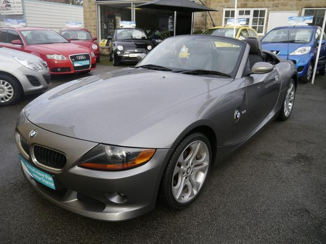 used bmw z4 car 2003 grey petrol 2 door alpina body convertible for sale in wakefield uk. Black Bedroom Furniture Sets. Home Design Ideas