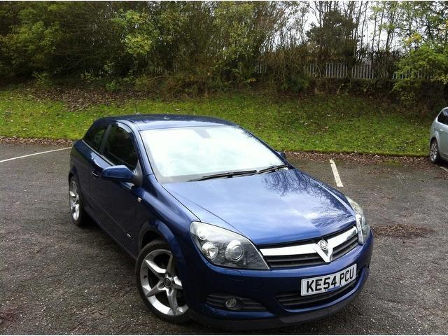 used vauxhall astra 2005 petrol 16v sri 3dr hatchback blue edition for sale in stoke on. Black Bedroom Furniture Sets. Home Design Ideas