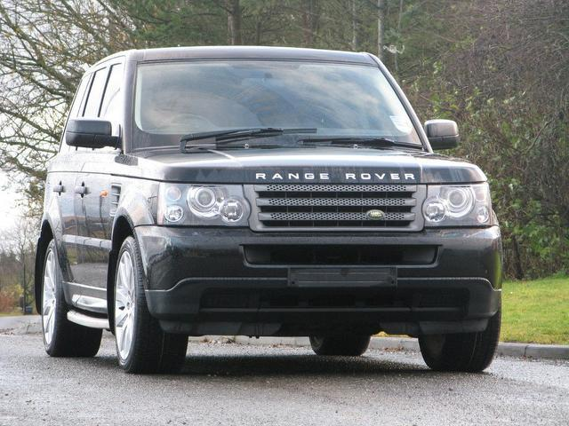 used land rover range car 2008 black diesel sport 2 7 4x4 for sale in turrif uk autopazar. Black Bedroom Furniture Sets. Home Design Ideas