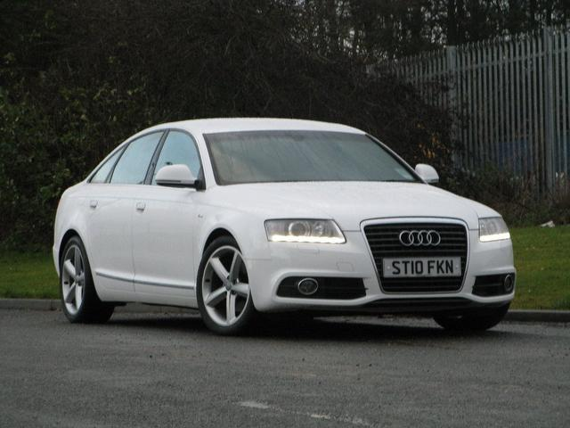 used audi a6 2010 diesel 2 0 tdie s line saloon white edition for sale in turrif uk autopazar. Black Bedroom Furniture Sets. Home Design Ideas
